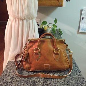 DOONEY & BOURKE Florentine Vachetta Leather